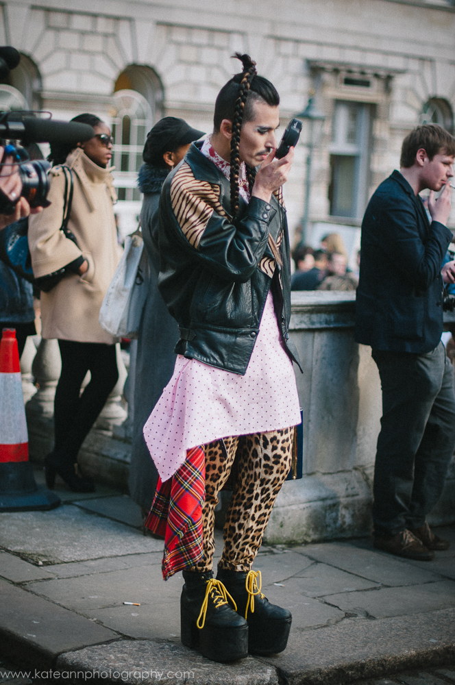 london fashion week day 1-16