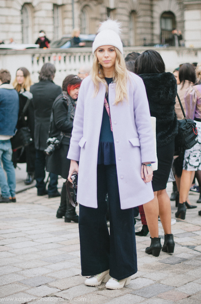 london fashion week day 1-2