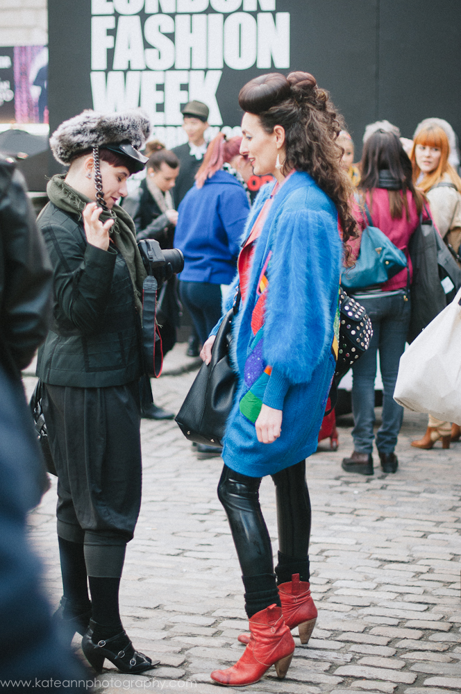 london fashion week day 1-8